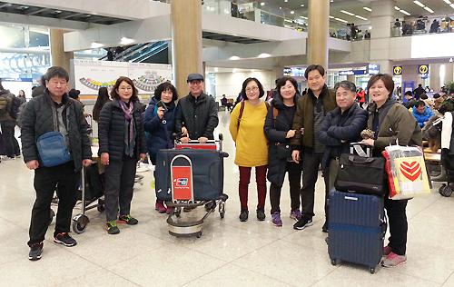 [추천 PHOTO 팡팡] 큐슈4일째 인천공항의 행복한 여행의 마무리 한컷!