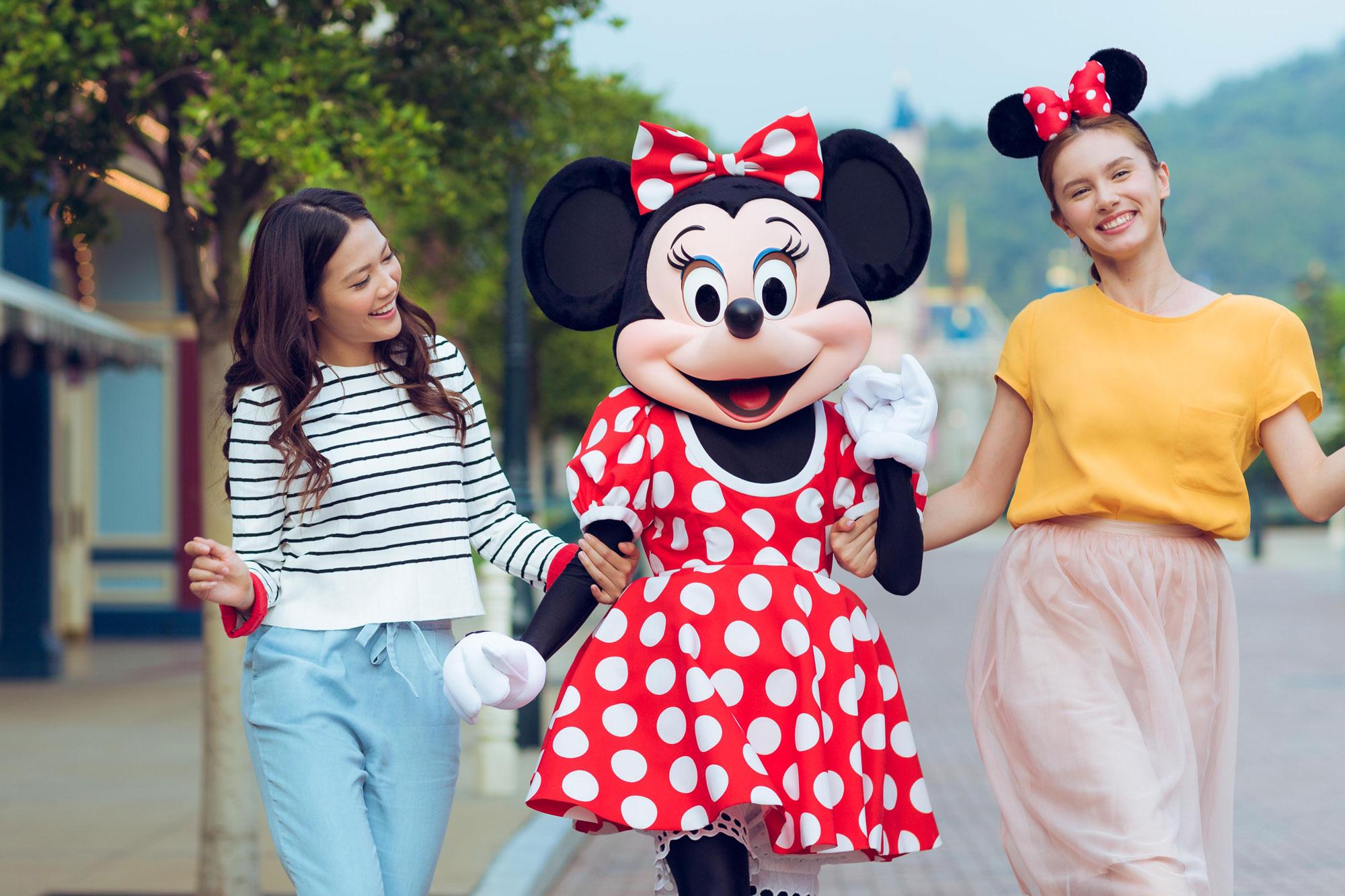 디즈니랜드 메인