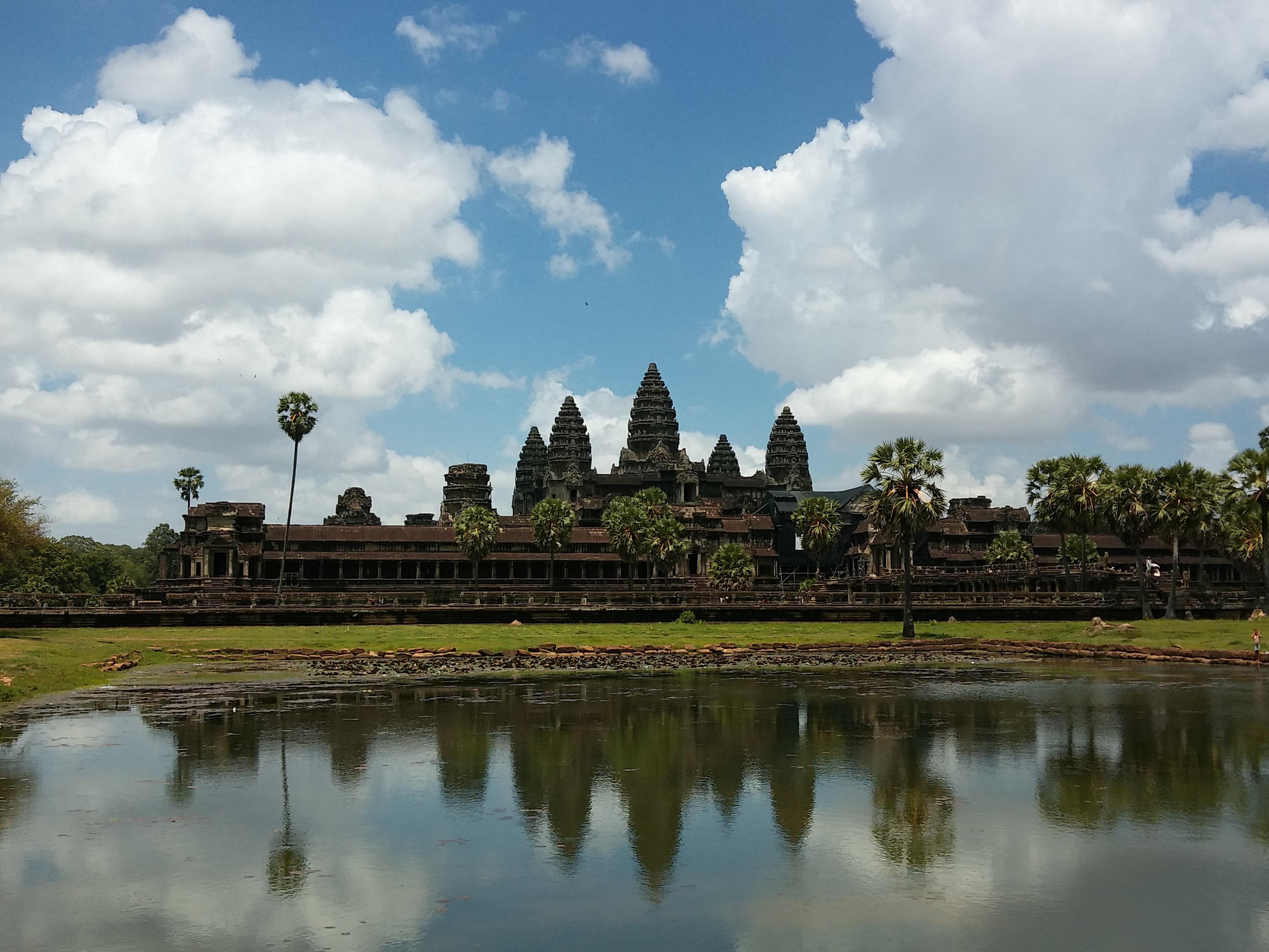 사진:캄보디아[에어텔]씨엠립(앙코르왓) 3박5일