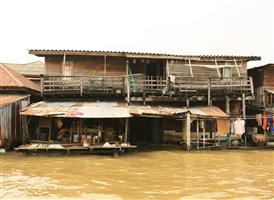 [방콕] 수상가옥
