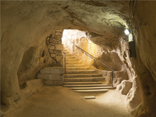 지하도시-데린구유