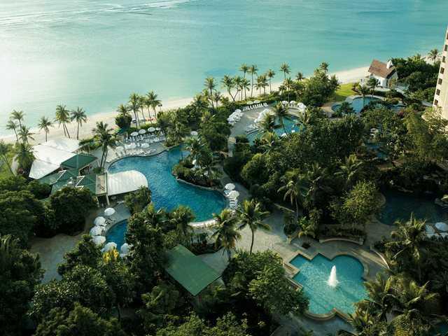 사진:Guam 『투몬베이, 시내중심』 에어텔 Hyatt Regency Guam 4/5일