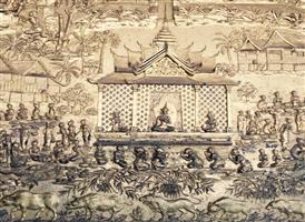 [루앙프라방] 왕궁박물관
