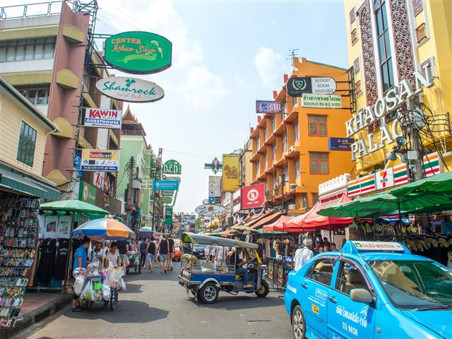 사진:[방콕자유여행] 짜오프라야/올드시티 GOGO