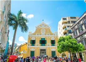 [마카오] 성도미니크 성당