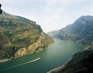 ▣연합상품▣ 중국 장강삼협 리버크루즈 4박5일[양쯔골드크루즈]