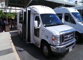 [호놀룰루] 셔틀버스 탑승하기