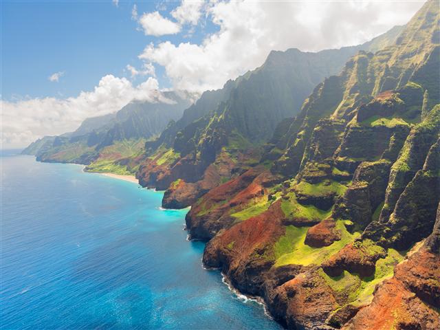 [이웃섬데이투어포함]특급 애스톤와이키키(파셜오션뷰) 하와이 6일
