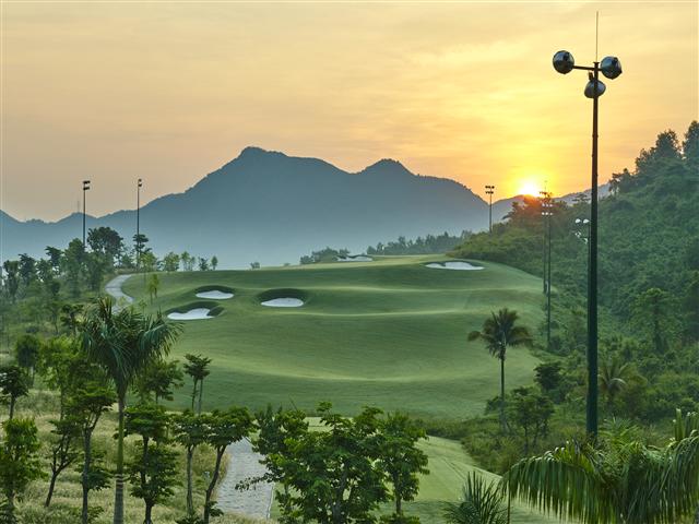 [3색 골프54홀+노쇼핑] 다낭 골프 3박5일 [4성호텔]
