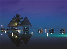 [몰디브] 포시즌 쿠다후라 레스토랑&바