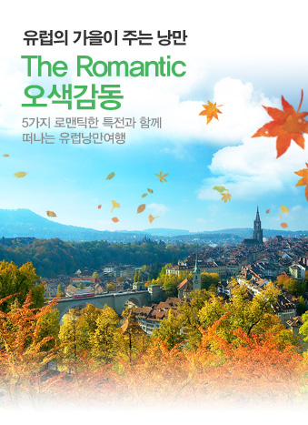 The Romantic 오색감동