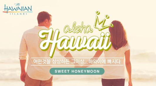 알로하! 상상 그이상...하와이에 빠지다!